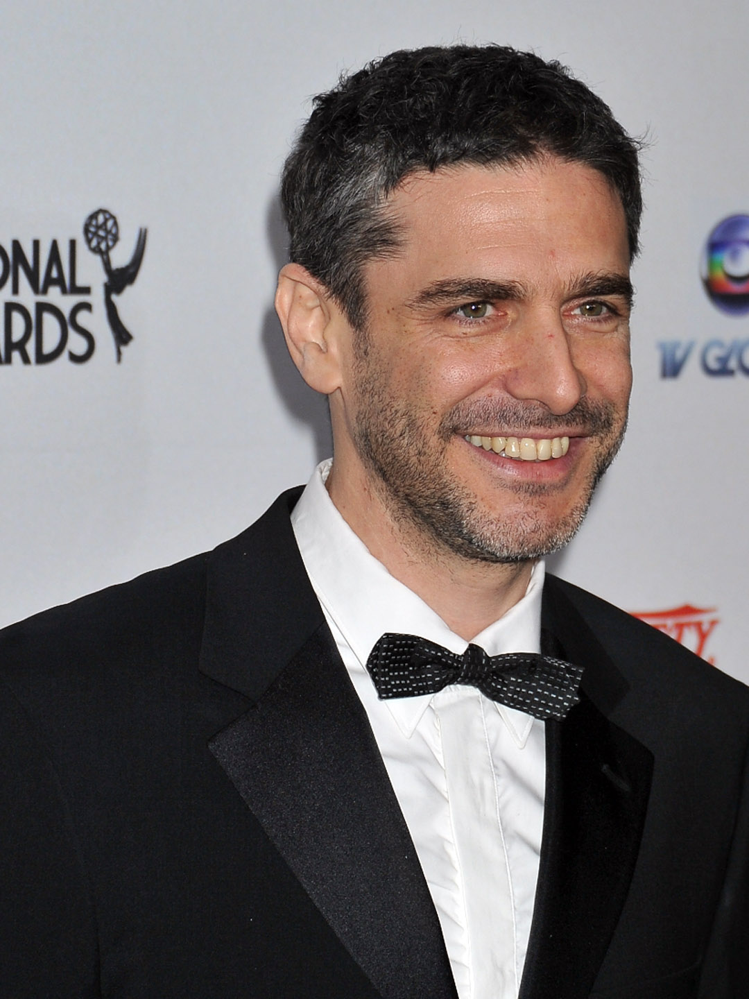 Red carpet arrivals to the 38th International Emmy Awards at the Mercury Ballroom at the New York Hilton.  Pictured: Leonardo Sbaraglia Ref: SPL229013  221110   Picture by: Ron Smits/London Entertainment/Splash News  Splash News and Pictures Los Angeles:	310-821-2666 New York:	212-619-2666 London:	870-934-2666 photodesk@splashnews.com  (Newscom TagID: spnphotosthree200457) [Photo via Newscom]